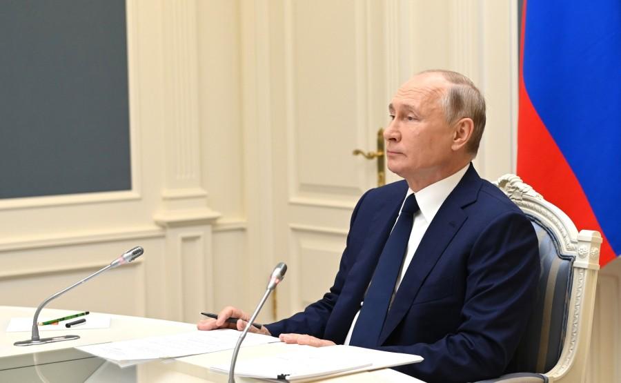 8e Forum 4 SUR 8 des régions russe et biélorusse - 1 juillet 2021 – 13h05 - Le Kremlin, Moscou