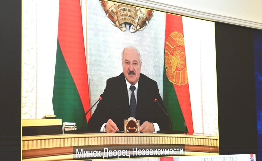 8e Forum 6 SUR 8 des régions russe et biélorusse - 1 juillet 2021 – 13h05 - Le Kremlin, Moscou