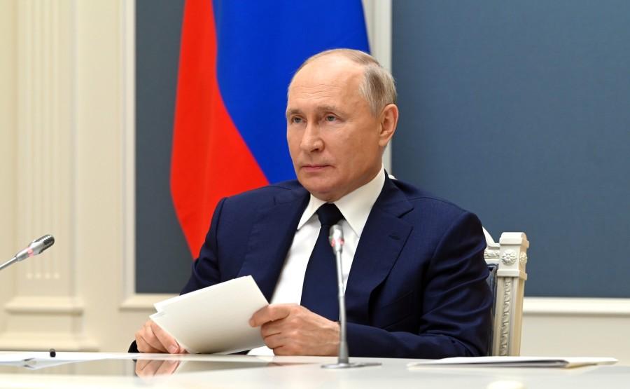 8e Forum 7 SUR 8 des régions russe et biélorusse - 1 juillet 2021 – 13h05 - Le Kremlin, Moscou