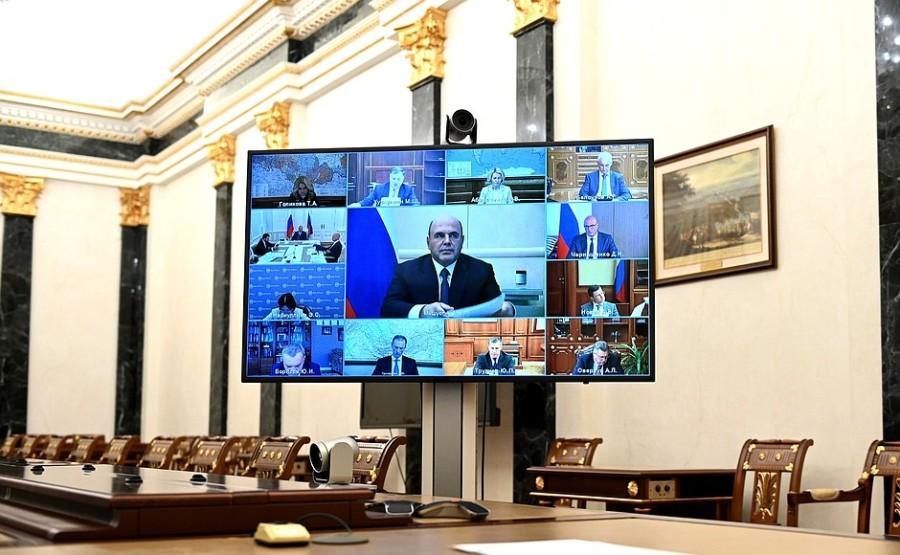 KREMLIN 1 XX 4 DU 19.07.2021 Réunion du Conseil pour le développement stratégique et les projets nationaux - 19 juillet 2021