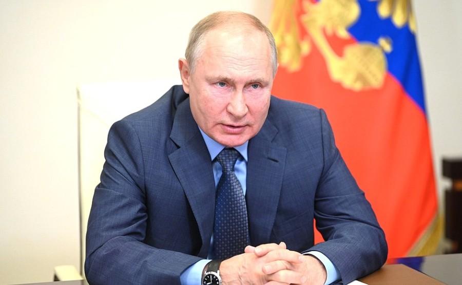 Kremlin ECO 3 XX 4 - Réunion sur les questions économiques - 27 juillet 2021 - 14H35