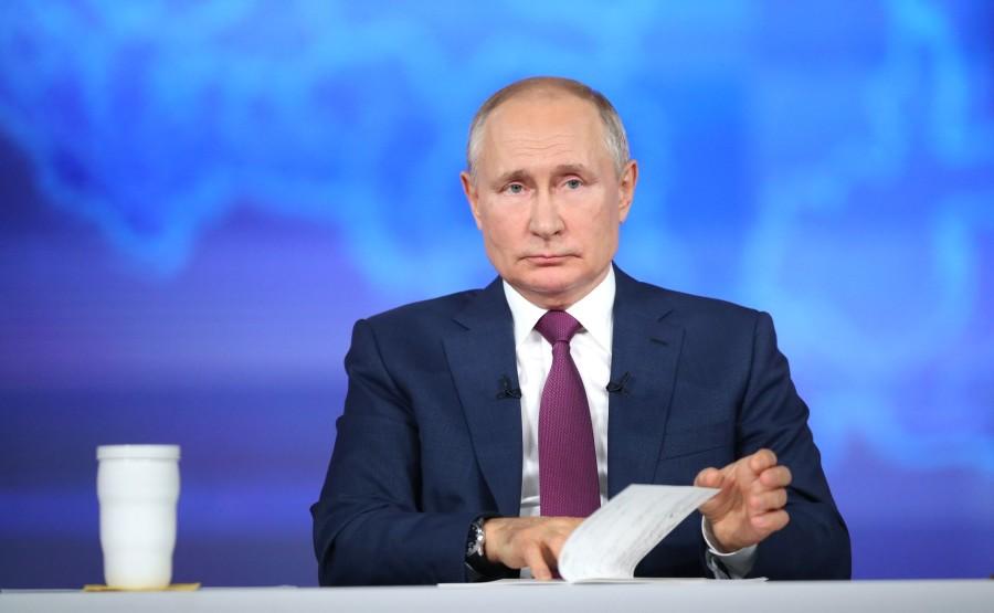 LD 11 XX 17 Ligne directe avec Vladimir Poutine - 30 juin 2021