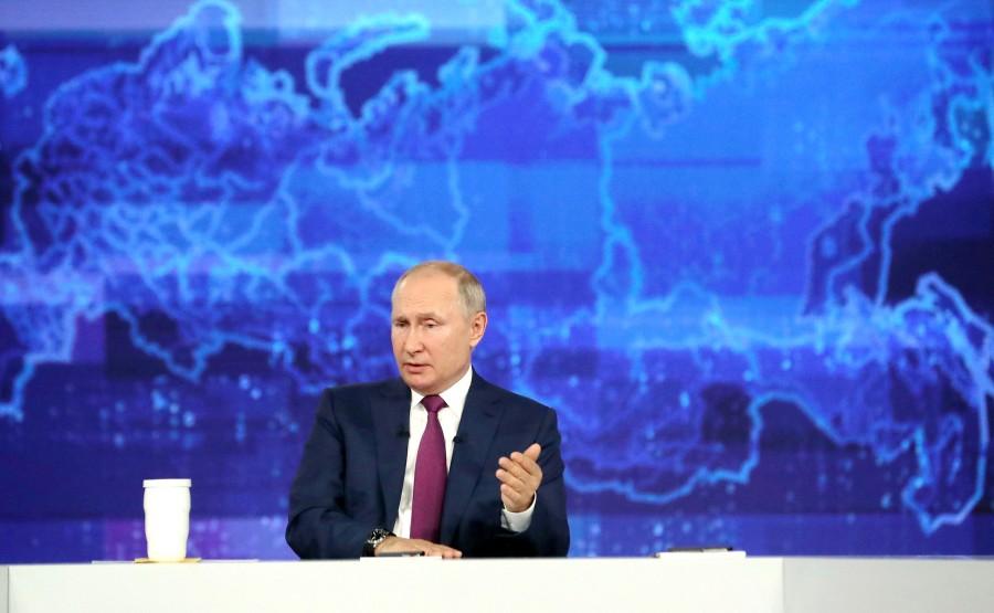 LD 13 XX 17 Ligne directe avec Vladimir Poutine - 30 juin 2021