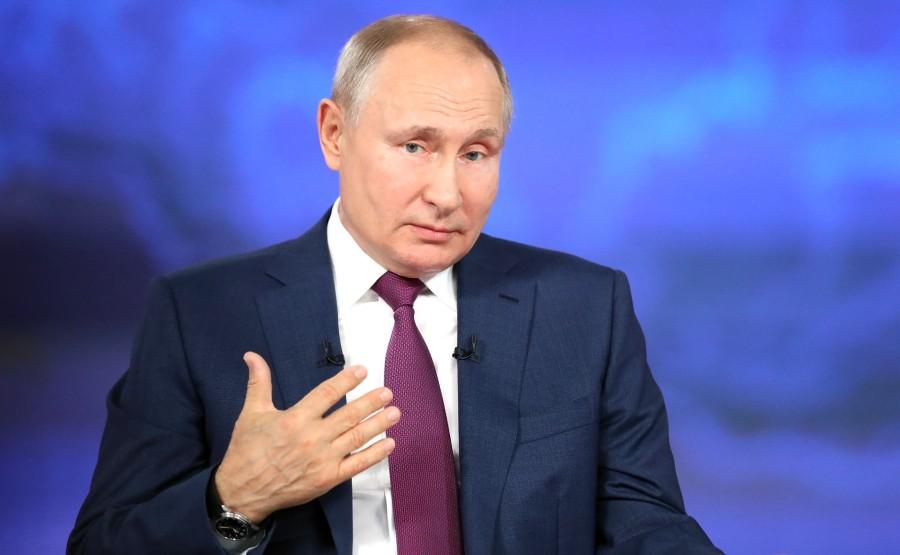 LD 15 XX 17 Ligne directe avec Vladimir Poutine - 30 juin 2021