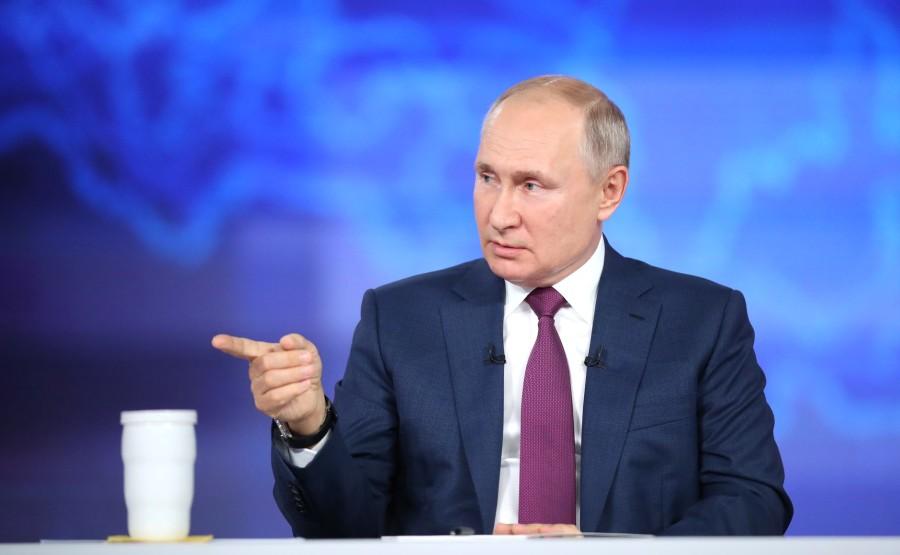 LD 17 XX 17 Ligne directe avec Vladimir Poutine - 30 juin 2021