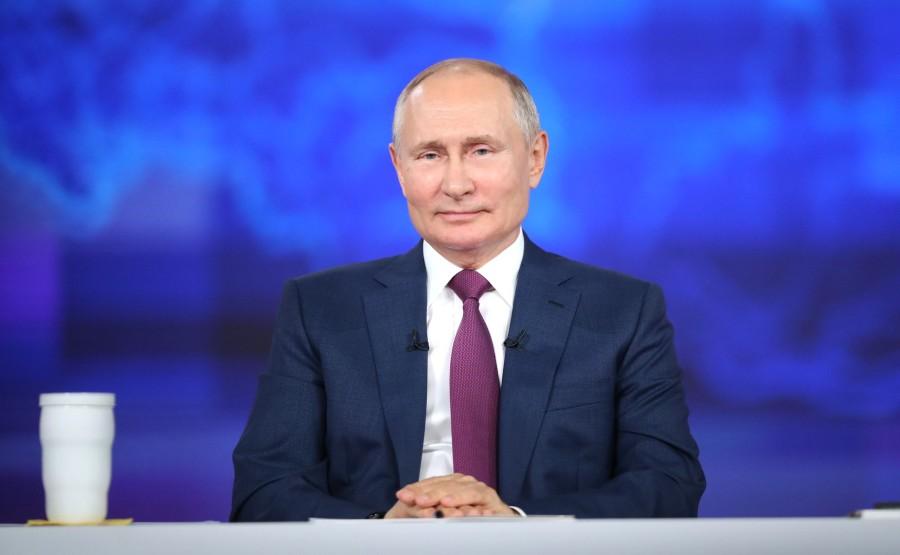 LD 6 XX 17 Ligne directe avec Vladimir Poutine - 30 juin 2021