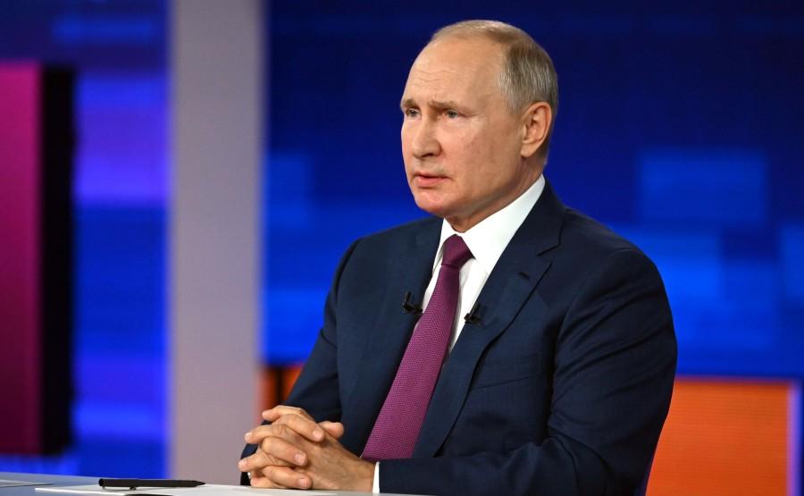 LD 9 XX 17 Ligne directe avec Vladimir Poutine - 30 juin 2021