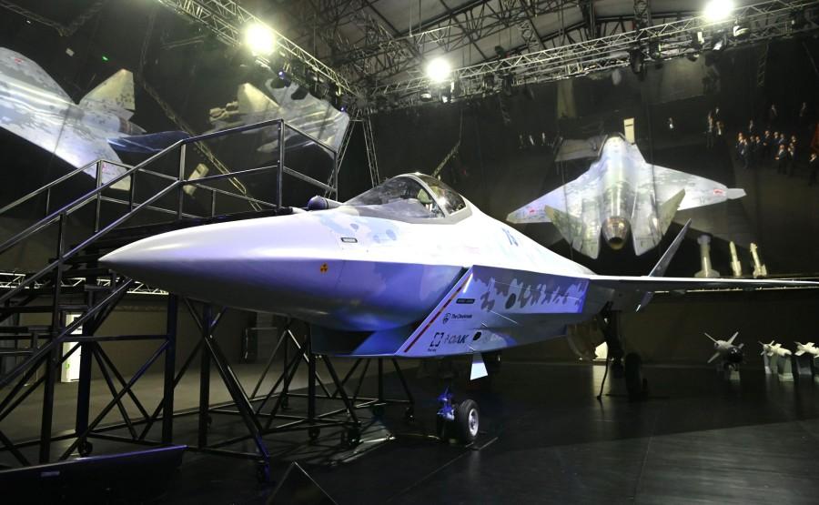 MAKS 2021 PH 12 XX 24 Visite du salon international de l'aviation et de l'espace MAKS-2021 - 20 juillet 2021 - 13H35