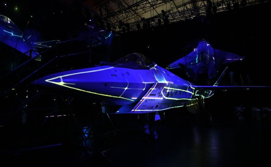 MAKS 2021 PH 13 XX 24 Visite du salon international de l'aviation et de l'espace MAKS-2021 - 20 juillet 2021 - 13H35
