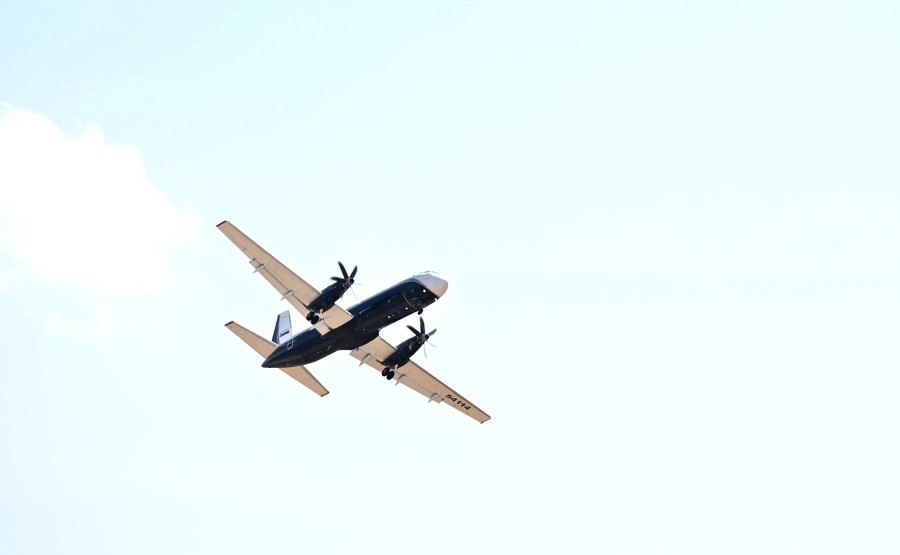 MAKS 2021 PH 21 XX 24 Visite du salon international de l'aviation et de l'espace MAKS-2021 - 20 juillet 2021 - 13H35