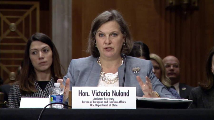maxresdefaultla vice-secrétaire d'État Victoria Nuland