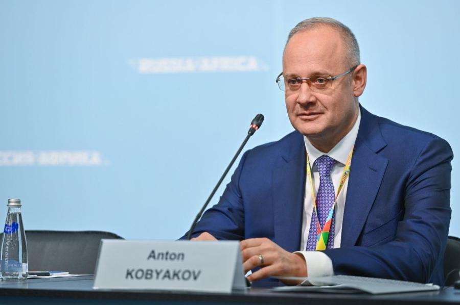 Ministre du Travail et de la Protection sociale Anton Kotyakov