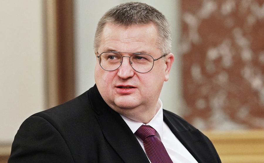 Notre vice-premier ministre Alexei Overchuk 2