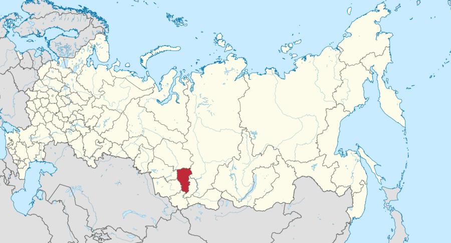 région de Kemerovo – Kuzbass RUSSIE