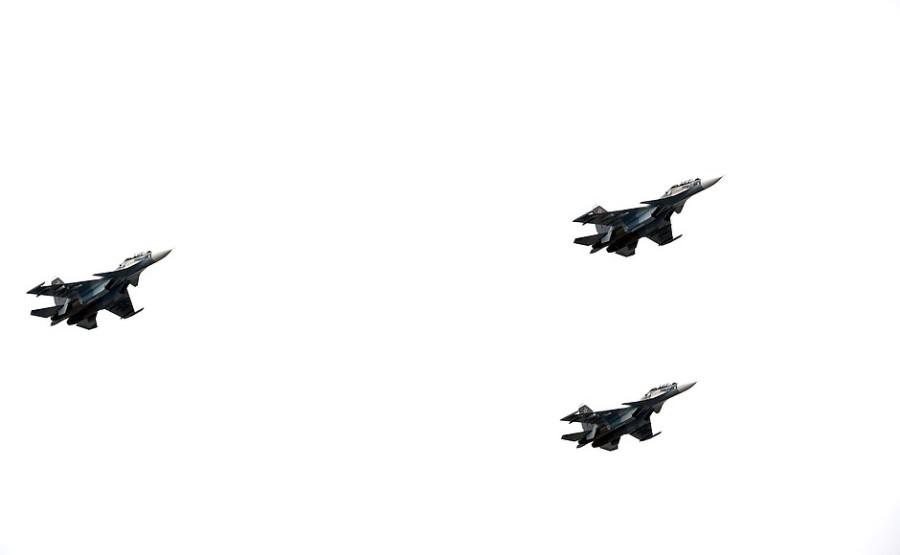 RUSSIE 40 XX 47 Parade navale principale - 25 juillet 2021 - 12H10