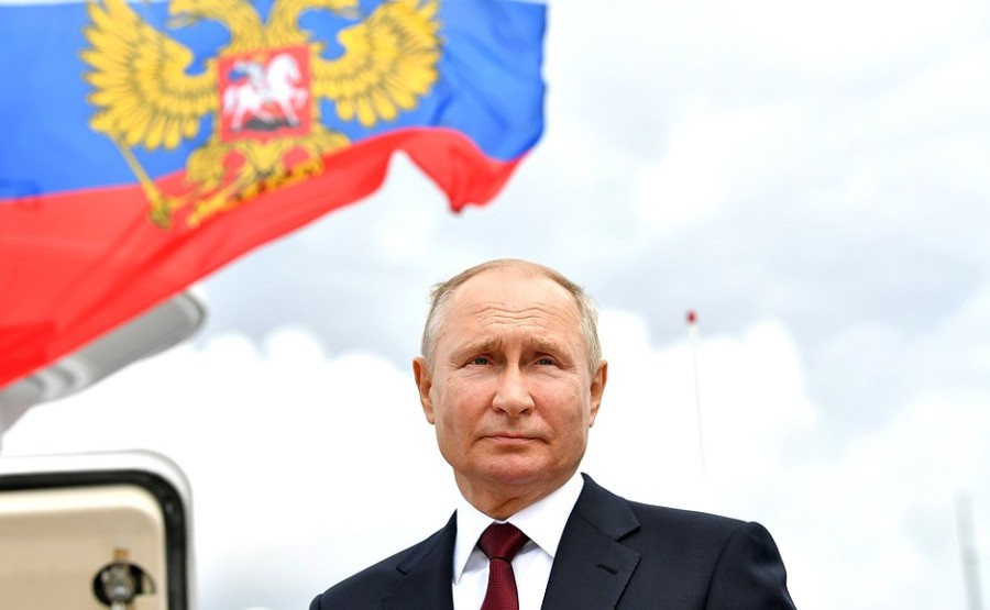 RUSSIE 47 XX 47 Parade navale principale - 25 juillet 2021 - 12H10