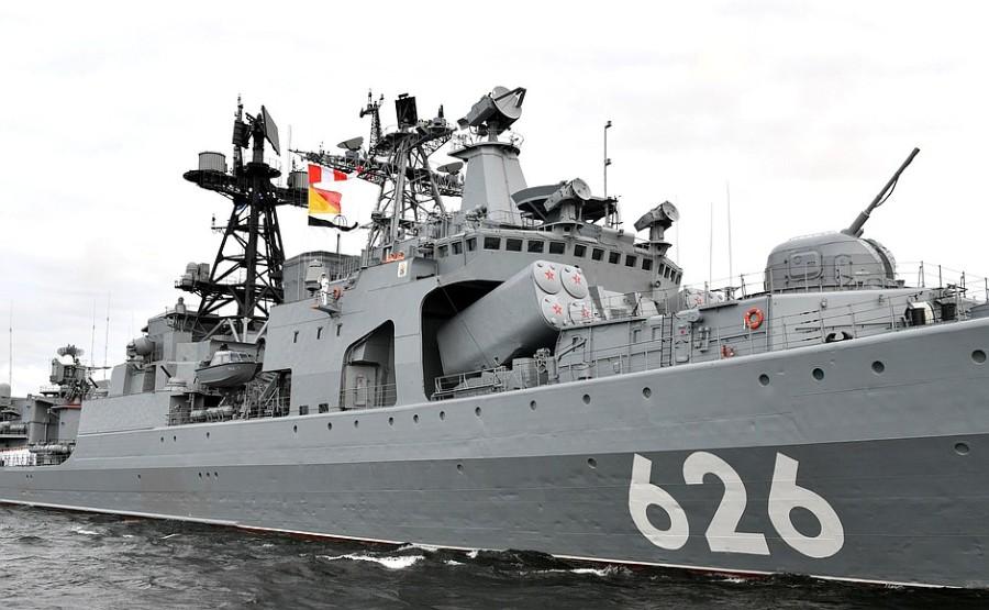 RUSSIE 6 XX 47 Parade navale principale - 25 juillet 2021 - 12H10
