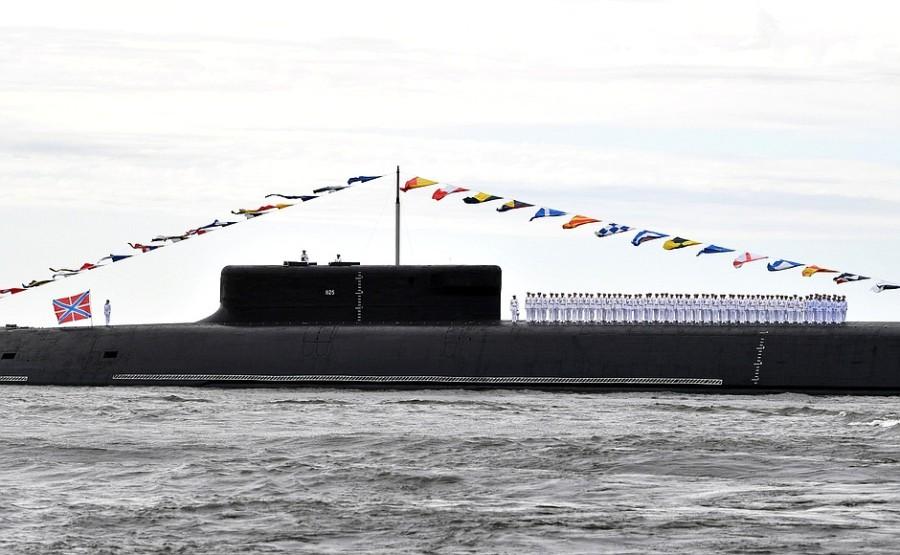 RUSSIE 9 XX 47 Parade navale principale - 25 juillet 2021 - 12H10