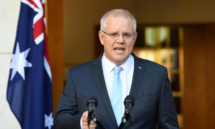 Prime Minister Scott Morrison Calls May 18 Election