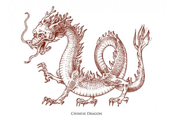 sticker-dragon-chinois